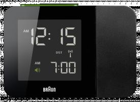 Braun BNC 015 Radio budík projekční černá