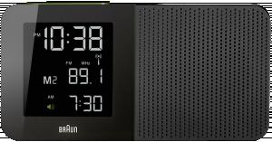 Braun BNC 010 Rádiobudík, černá