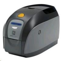 Zebra ZXP1, tiskárna karet, jednostranný tisk, USB,300dpi magnetický enkodér