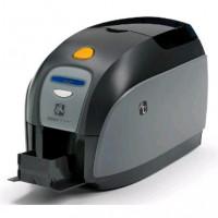 Zebra ZXP 1, tiskárna karet, jednostranný tisk, 300 dpi, USB, LAN, magnetický enkodér