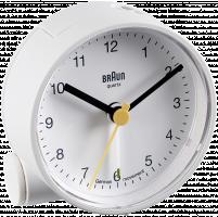 Braun BNC 001 ručičkové bílá barva