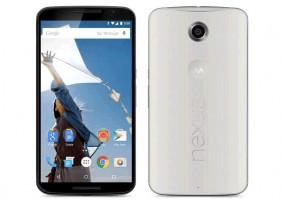 Motorola Nexus 6 4G NFC 32GB bílá - BAZAROVÝ KUS