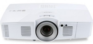 Acer H8550BD - Projektor DLP - 3D - 2500 lumeny - 1920 x 1080 - 16:9 - HD 1080p