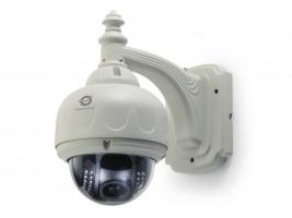 Conceptronic - síťová bezpečnostní kamera, venkovní, barevný režim, 1.3 Mpix, 1280x720, Wi-Fi
