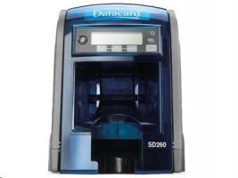 Datacard SD260 - Tiskárna plastových karet, barevná, USB, LAN
