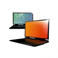"""3M - Privátní Filters GPF12.1W - Filtr pro zvýšení soukromí k notebooku, šírka 12,1"""", černá/zlatá"""