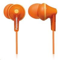 Panasonic RP-HJE 125 E-D oranžová barva