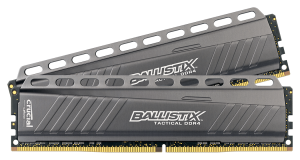 Ballistix Tactical 8GB sada DDR4 4GBx2 3000 MT/s DIMM 288pin