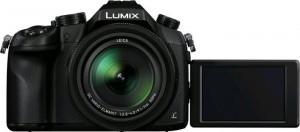 Panasonic Lumix DMC-FZ1000, černá - Digitální fotoaparát VO