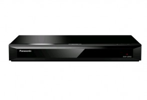 Panasonic DMP-UB400EGK - Blu-ray přehrávač
