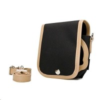 Fujifilm Instax Mini 8 Case black + Strap