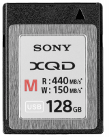 Sony XQD Memory Card M 128GB 150MB/s