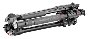 Manfrotto BeFree Live sada s Fluid Video Head