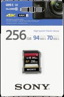 Sony SDXC Expert 256 GB Class 10 UHS-I U3 Paměťová karta