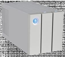 LaCie 2big Thunderbolt 2 16TB USB 3.0