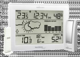 Technoline Mobile Alerts 10006 Basis Meteorologická stanice + detektor teploty10006)