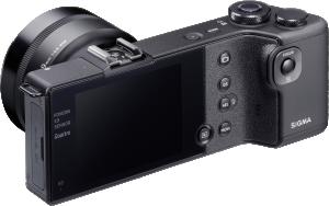 Sigma dp1 Quattro + LCD Sucher sada