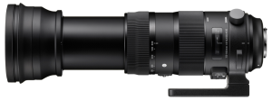 Sigma DG 5,0-6,3/150-600 OS N/AF HSM Sports + TC-1401