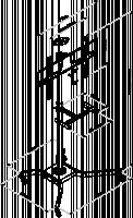 Reflecta TV stojan 42P-Shelf Extend black