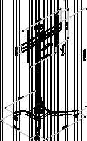 Reflecta TV stojan 42P black