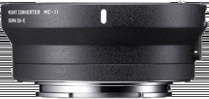 Sigma MC-11 adaptér Sigma SA Lens to Sony E držák Camera