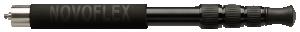 1x4 Novoflex QuadroLeg Aluminium 4 Segments compact