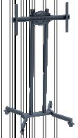 Reflecta TV stojan 55P black