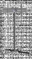 Reflecta TV stojan 42P black (23204)