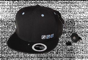PRO-mounts PRO-cap Držák na akční kameru, černá