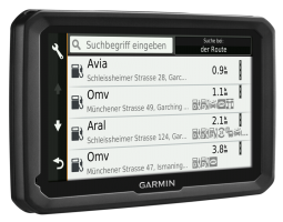 Garmin Dezl 570LMT-D Europe bez TOPO map