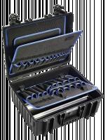 B&W Jet 6000 Pockets Černý Kufr na nářadí