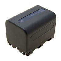 AB Power baterie Sony NP-QM71 Li-ion 7.4V 4800mAh - neoriginální