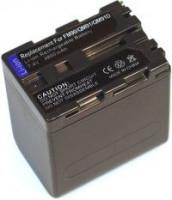 AB Power baterie Sony NP-QM91D Li-ion 7.4V 4800mAh - neoriginální