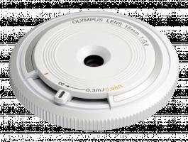 Olympus BCL-1580 Body Cap Lens bila