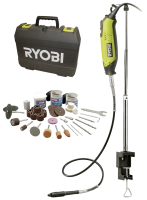 Ryobi EHT150V Rotary Tool s 115 Accessories
