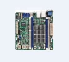 ASRock C2750D4I, C2750, 4xDDR3, 8xSATA3 + 4xSATA2, 2xGLAN, mini-ITX