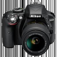 Nikon D3300 black + Objektiv AF-P 18-55 VR