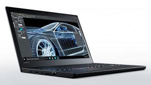 "Lenovo ThinkPad P50s i7-6600U/16GB/256GB SSD/Quadro M500M/15,5"" 3K IPS/4G/Win7PRO+Win10PRO/black"
