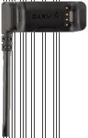 Garmin Napájecí a datový kabel pro Vivoactive HR 50 m, černý