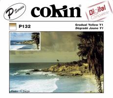 Cokin filtr P132 stupňující žlutá 1