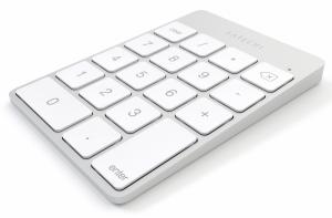 Satechi Slim Wireless Keypad Silver