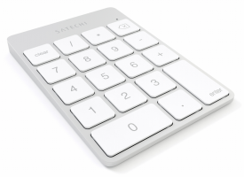 Satechi Slim Wireless Keypad Silver