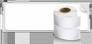 Dymo Adresní štítky 28 x 89 mm bílá 2x 260 ks
