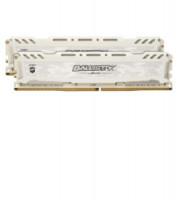 Ballistix Sport LT 16GB sada DDR4 8GBx2 2666 DIMM 288pin white