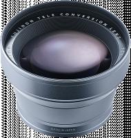 Fujifilm TCL-X100 II stříbrná barva