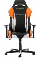 DXRacer Drifting, Herní židle, Černá/Bílá/Oranžová