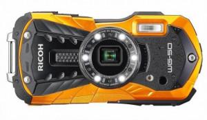 Ricoh WG-50 sada orange, Kompakt