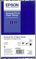 1x2 Epson SureLab Pro-S Role lesklého papíru