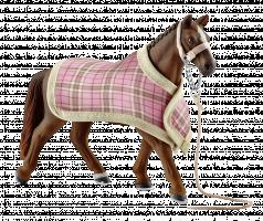 Schleich Horse Club 42286 Deka s uzdou
