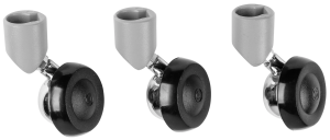 Manfrotto Rolls for Feets Diameter 19mm